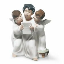 Lladro Angels' Group Figurine 01004542