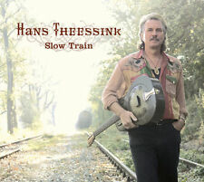 Hans Theessink - Slow Train 180G LP NEW IMPORT acoustic blues world fusion