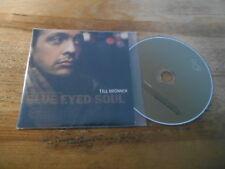 CD Jazz Till Brönner-Blue Eyed Soul (1 chanson) PROMO Verve Rec CB