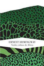 Verdes colinas de Africa / Green Hills of Africa (Palabra En El Tiempo / Word at