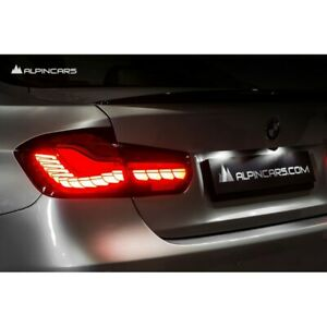 BMW  3 F30 F80 M3 GTS CS OLED Style ICONIC NEU Heckleuchten Tail lights rear NEW