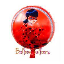 "Miraculous Ladybug 18"" Balloon Helium Party Birthday Decoration"