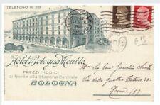 CARTOLINA BOLOGNA F.PICCOLO VIAGGIATA