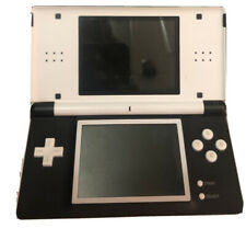 Custom Nintendo DS Lite Black And White Mix Tested Functional