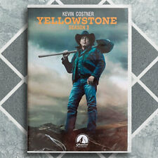 Yellowstone Season 3 (DVD 4-Disc Set) Brand NEW & Sealed Fast Shipping US Seller