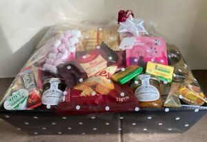 Savoury Afternoon Tea And Cheese Scone Hampers /Savoury Cheese Scone Gift Hamper