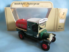 "Matchbox Yesteryear Y3-4 1912 Ford Model T Tanker ""BP British Petroleum"" Issue 4"