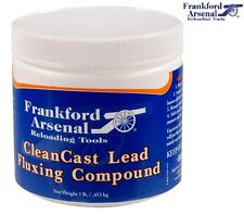 Frankford Arsenal Clean  Cast Lead Fluxing Compound 1 lb   # 441888  New!