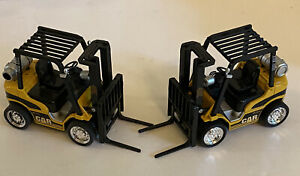 Forklift 1/24 Diecast with Pullback & Sound/Light Loose Lot