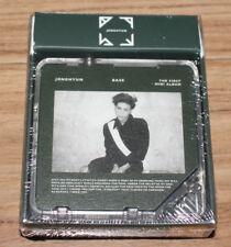 JONGHYUN SHINee BASE 1ST MINI ALBUM KIHNO SMART MUSIC ALBUM LIMITED EDITION NEW