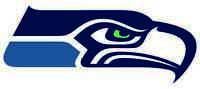 SEATTLE SEAHAWKS Vinyl Decal / Sticker ** 5 Sizes **