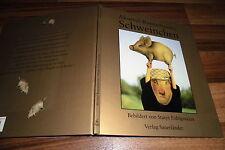 Akumal Ramachander + Stasys Eidrigevicius -- SCHWEINCHEN // Bilderbuch von 1993