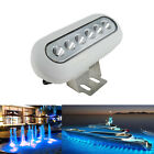 12W12V IP68 Blue Color Underwater Yacht Boat Fountain Fish Marine LED Pool Light