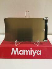 Mamiya Rb Pro-Sd, Pro-S, Rb 120/220 6x7 / 6x4.5 Film Holder Back Dark Slide