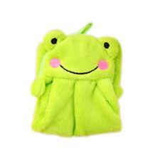 Cute Hand Towel Soft Plush Cartoon Animal Fabric Hanging Wipe Bathing Towel A1143