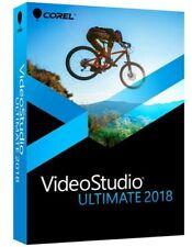 Corel VideoStudio Ultimate 2018 Brand New Retail Package