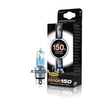RING XENON 150 H4 60/55w UPGRADE Proiettore Lampadina Bianco 3700k RW1572 (472)