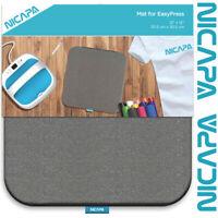 Nicapa 12X12 Mat for Cricut Easy Press Mat Silhouette Vinyl Heat Press Transfer