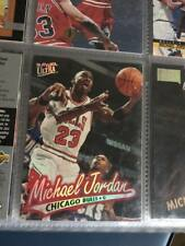 MICHAEL JORDAN ULTRA BASE CARD ONLY nba basketball card