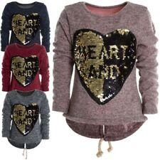 Markenlose Mädchen-Pullover & -Strickware in Größe 104 Freizeit