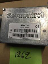 656/12027 Sevcon Sevcontrol Accelerator