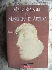 LA MASCHERA DI APOLLO - MARY RENAULT - PRIMA EDIZIONE ITALIANA
