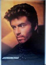 George Michael huge original 1990 Listen Without Prejudice album promo poster