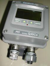 ATI Q45C4 Electrode Conductivity Monitor Used P6