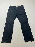 LEVI'S STRAIGHT CHINO Jeans - W31 L32  - Navy - Mens