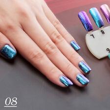Perfect Summer UV Gel Polish Nail Varnish Glitter Chameleon Color Changing #8