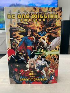 DC Comics One Million Omnibus Grant Morrison - Marvel - HC