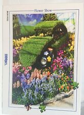 Flower Show Jigsaw Puzzle 1000 Pieces 75x50cm