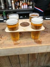Pint Beer Tray, Pint Drinks Holder, Festival Tray (Free Personalisation).