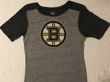 New w/o tags Women's Boston Bruins Vintage Look Hockey T-Shirt '47 Brand Large