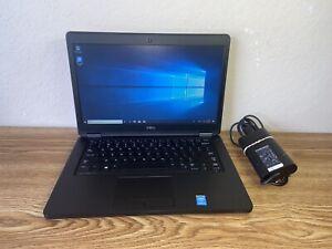 """Dell Latitude E5450 14"""" i5-5300u 2.3GHz / 6GB RAM / 250GB SSD / Win10"""