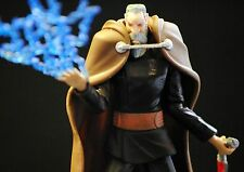 Star Wars The Clone Wars CG Animated CW13 Count Dooku Force Lightning Figure TCW