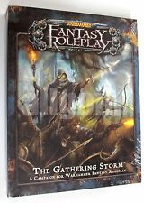 Warhammer Fantasy Roleplay WFRP THE GATHERING STORM BOXED SET WHF04 NEW SEALED