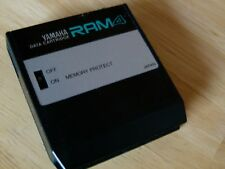 Yamaha RAM4 Memory cartridge for DX7II, TX802, RX5, and other models.