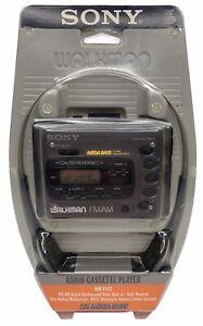 Sony Walkman Cassette Player WM-FX42 FM/AM Radio - NEW RARE