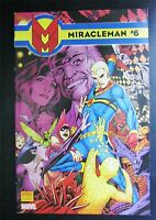 MIRACLE MAN # 6 - MARVEL - COMICS # 2G85