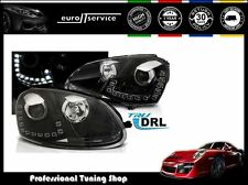 FARI ANTERIORI HEADLIGHTS LPVWM6 VW GOLF V 2003-2005 2006 2007 2008 2009 LED