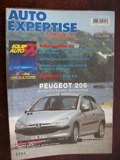 Peugeot 206 Berlines Ess. Diesel Auto-Expertise 199