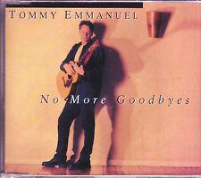 Tommy Emmanuel No More Goodbyes Australian CD single (1996)