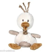 PLUSH CUTE DUCK DOG TOY FOR SMALL DOGS & PUPPIES 15 CM