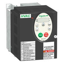SCHNEIDER ELECTRIC ATV212HU30N4 Variable Frequency Drive Altivar - Multi. Avail.