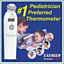 Exergen Temporal Artery Thermometer for Baby and Adult