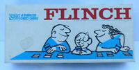 Vintage Compete 1963 FLINCH The Famous CARD GAME PARKER BROTHERS SALEM MASS USA