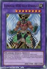 LCGX-EN055 Elemental HERO Wild Wingman Common UNL Edition Mint YuGiOh Card