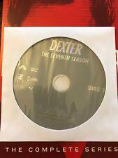 Dexter - Season 7, Disc 1 REPLACEMENT DISC (not full season)