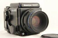 【Optics MINT】 MAMIYA RZ67 Pro + SEKOR Z 110mm f/2.8 W + 120 Filmback from JAPAN